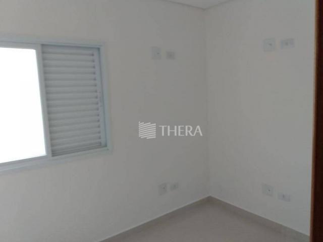 Apartamento com 3 dormitórios à venda, 96 m² por r$ 460.000,00 - campestre - santo andré/s - Foto 14