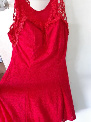 Vestido rendado - Foto 2