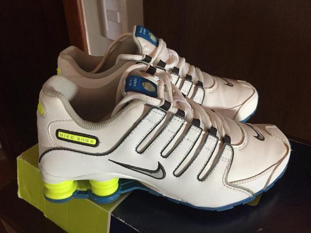 Tênis Nike shox tamanho 35 novo! - Foto 4