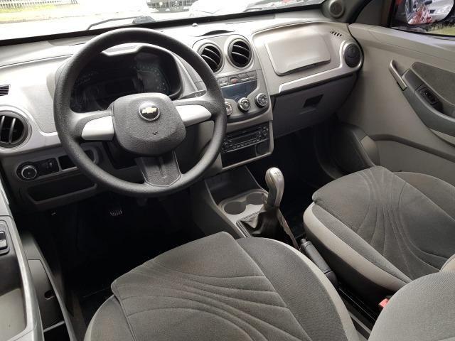 Gm Chevrolet Agile Lt 1.4 completo - S/ Entrada 48x 699,00 - Foto 9