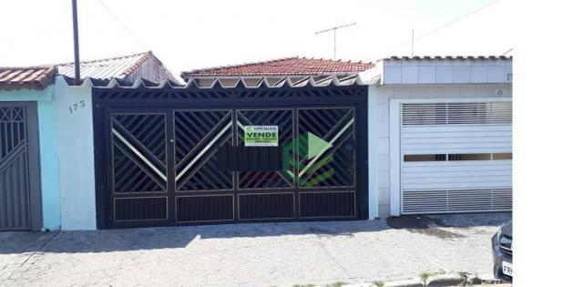 Sobrado com 3 dormitórios à venda, 156 m² por R$ 540.000 - Vila Claraval - São Bernardo do