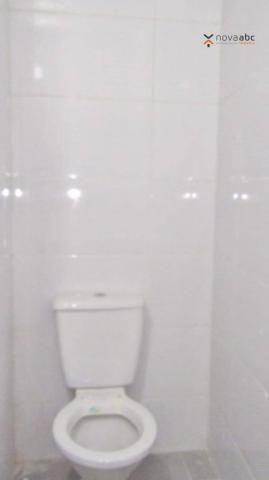 Salão para alugar, 90 m² por R$ 3.000/mês - Vila Guiomar - Santo André/SP - Foto 11