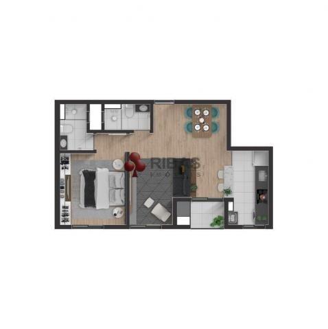 Apartamento à venda com 2 dormitórios em Boa vista, Curitiba cod:15427 - Foto 14