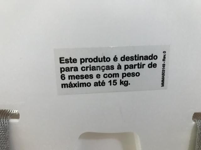 Cadeira Burigotto Merenda Alimentação - Foto 3