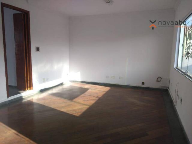 Sala para alugar, 50 m² por R$ 1.000/mês - Vila Pires - Santo André/SP