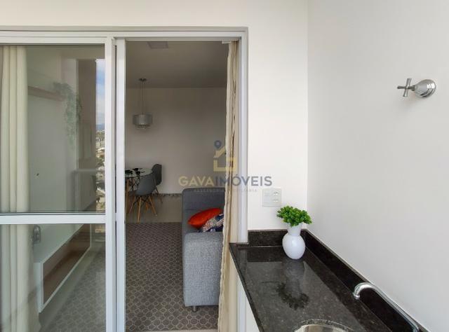 Apartamento decorado com 2 quartos e 1 suíte pronto para morar! - Foto 12