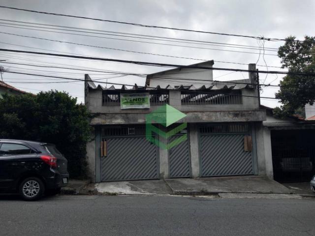 Sobrado com 4 dormitórios à venda, 102 m² por R$ 550.000 - Assunção - São Bernardo do Camp - Foto 2