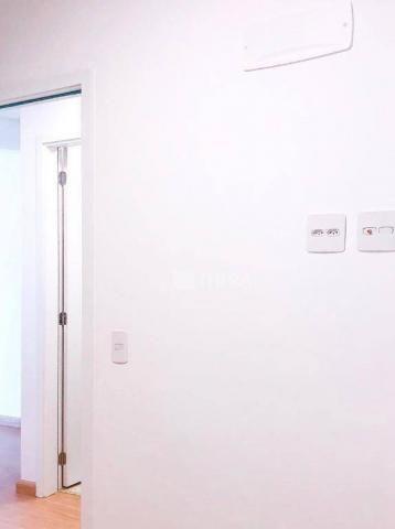 Apartamento com 2 dormitórios para alugar, 71 m² por r$ 2.200/mês - vila assunção - santo  - Foto 8