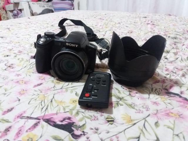 Câmera Sony - DSC-H50