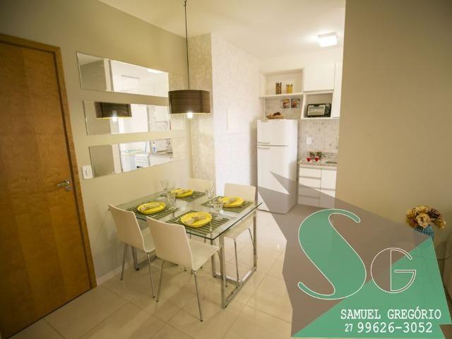 SAM - 72 - Via Sol - 2 quartos - Entrada facilitada - Morada de Laranjeiras - Foto 4