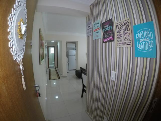 Aluguel de apartamento Bombinhas -100m da praia - Foto 2