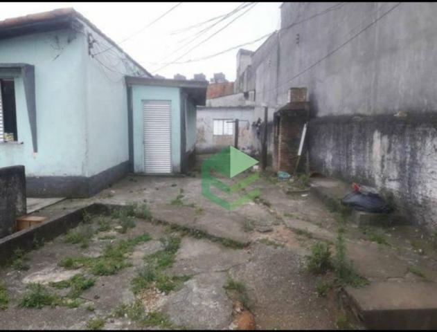 Terreno à venda, 345 m² por R$ 500.000 - Jardim Calux - São Bernardo do Campo/SP - Foto 6
