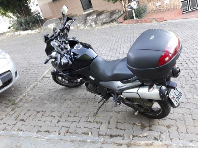 Suzuki DL 1000 ano 2008!