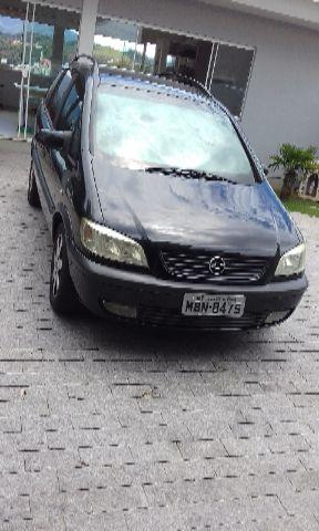 Gm Chevrolet Zafira 2003 Carros Vans E Utilitrios Santo
