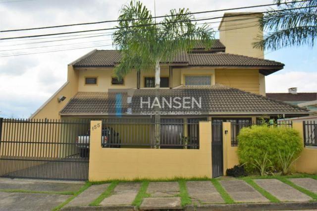 Casa à venda com 4 dormitórios em Petrópolis, Joinville cod:1865