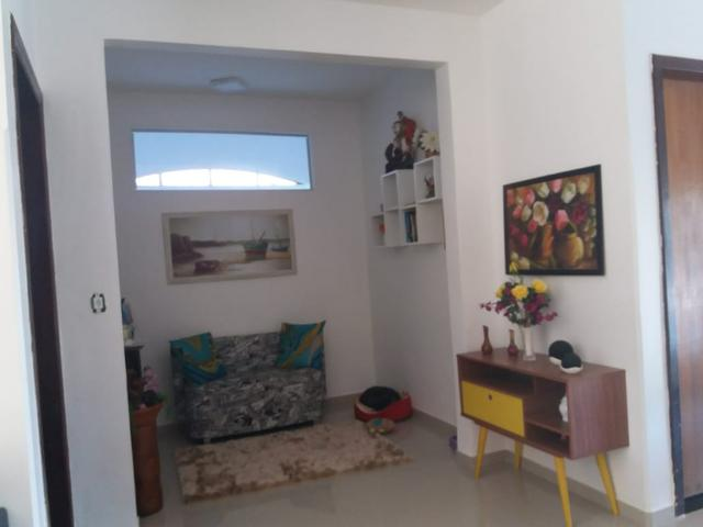 Troco casa 3 qts, suíte, laje St de Mansões de Sobradinho, por Sobradinho II - Foto 3