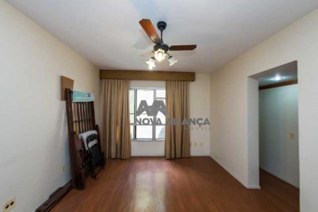 Apartamento à venda com 1 dormitórios em Tijuca, Rio de janeiro cod:NTAP10170 - Foto 2