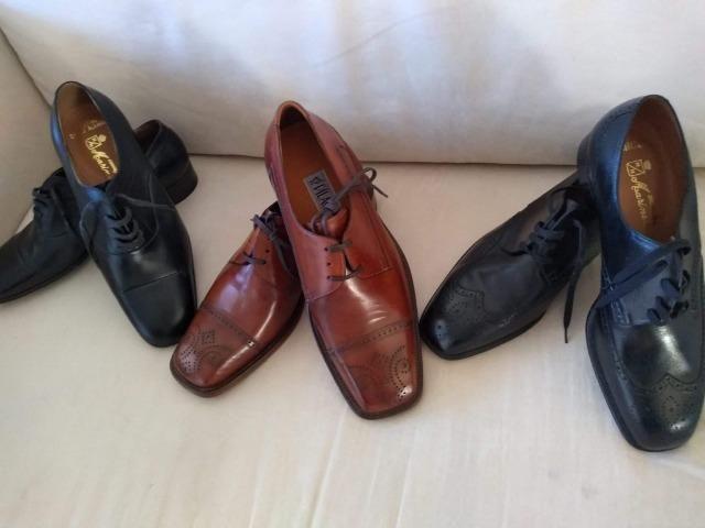 b5ef1b58bc3ad Sapato couro masculino - Roupas e calçados - Olaria, Rio de Janeiro ...