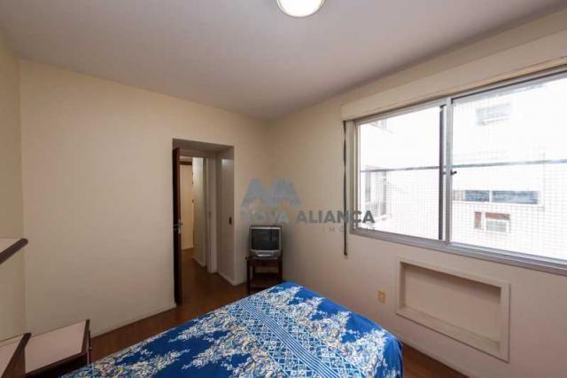 Apartamento à venda com 1 dormitórios em Tijuca, Rio de janeiro cod:NTAP10170 - Foto 11
