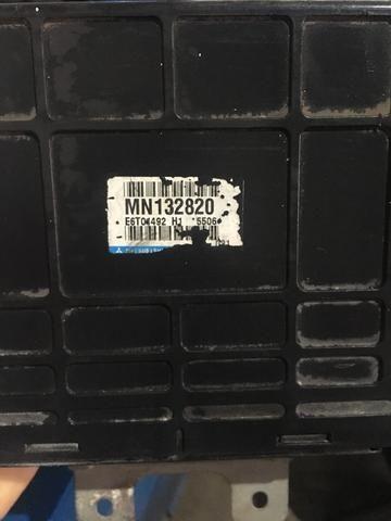 Módulo de injeção L200 Diesel - Foto 2