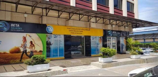Loja Comercial de 100m² de Área no Centro de Taguatinga - Habite-se