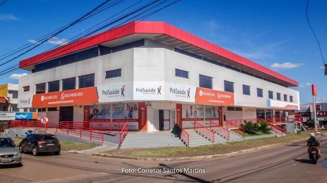 Q 205 - Andar corporativo, Avenida Recanto das Emas