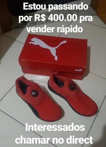 7ab8bedae68 Puma Disc Ferrari original - Roupas e calçados - São Joaquim ...