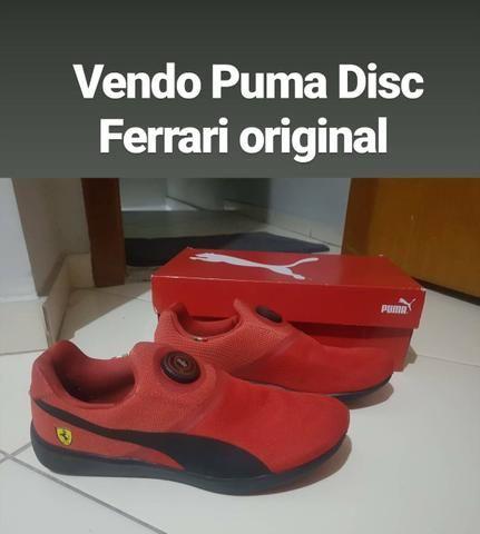 bd5aa5db176 Puma Disc Ferrari original - Roupas e calçados - São Joaquim ...