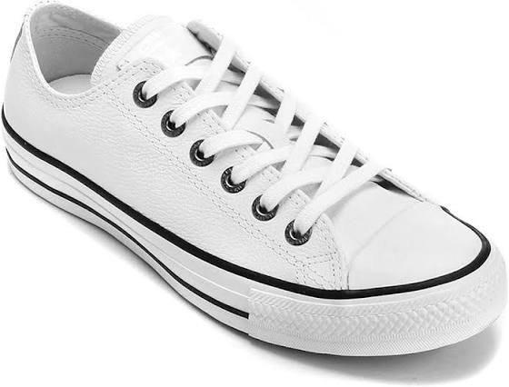 9ba5ec7bb All star branco couro 35 - Roupas e calçados - Quintino Facci I ...