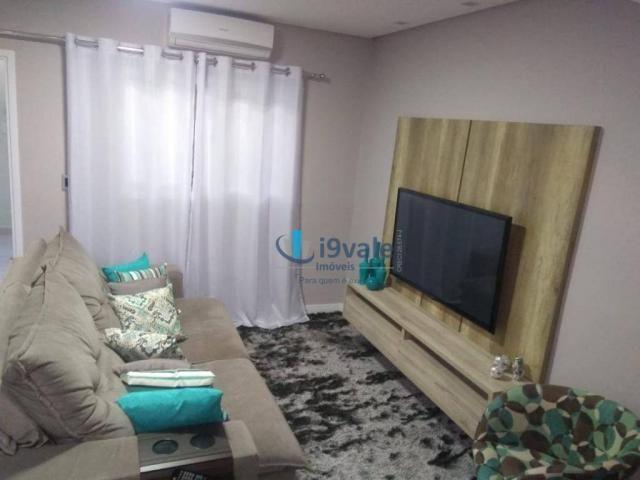 Linda casa com 3 dormitórios à venda, 86 m² por r$ 425.000 - jardim santa maria - jacareí/ - Foto 4