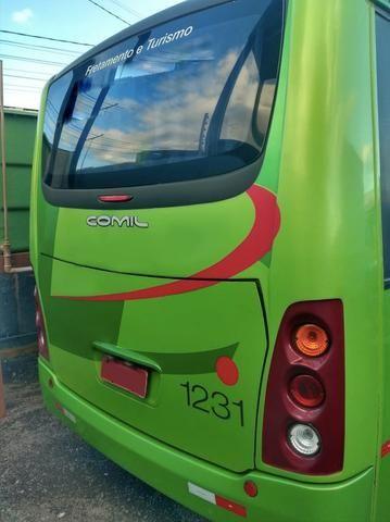 Microônibus rodo viário Comil / 9.150 - 2011 completo - Foto 4