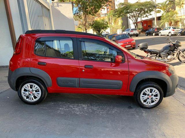 Fiat Uno Way 1.0 4p Flex - Foto 8