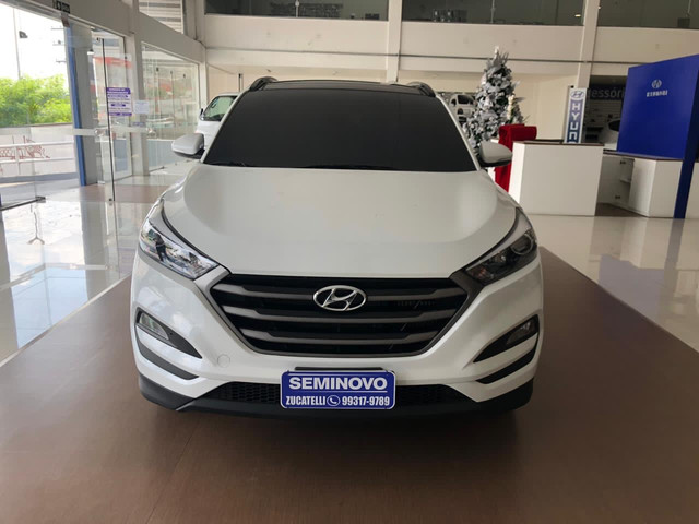 Semi Novo Zucatelli New Tucson GLS 2020/2021