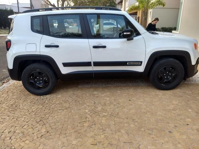 Jeep Renegade 17/18 único dono - Foto 7