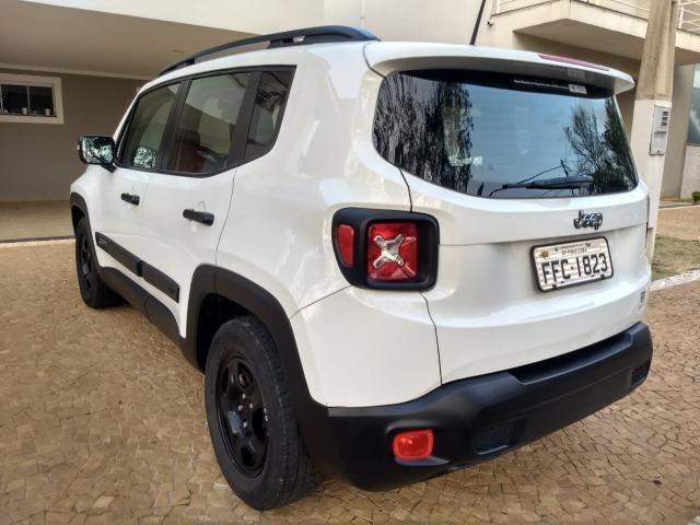 Jeep Renegade 17/18 único dono