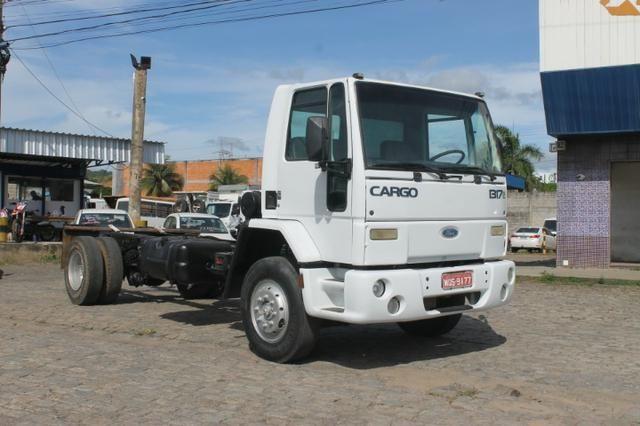 Ford Cargo Toco 1317 Estamos atendendo on-line - Foto 2
