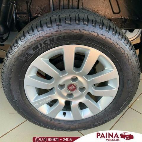 Fiat Strada Adventure 1.8 Man. CD Flex 2016/2016 - Foto 7
