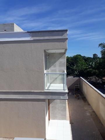 BN- L.I.N.D.A Casa Duplex em Jacaraípe 02 quartos com suíte - Foto 17