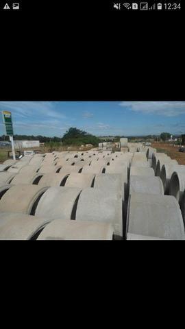 Manilhas de concreto todas medidas - Foto 6