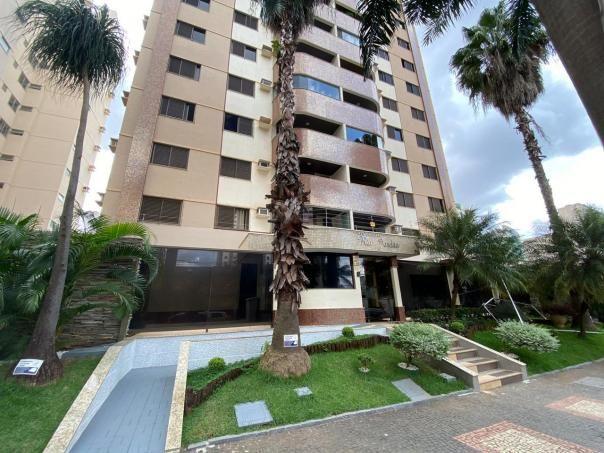 Apartamento 128 m² Res Rio Jordão - Jardim Goiás