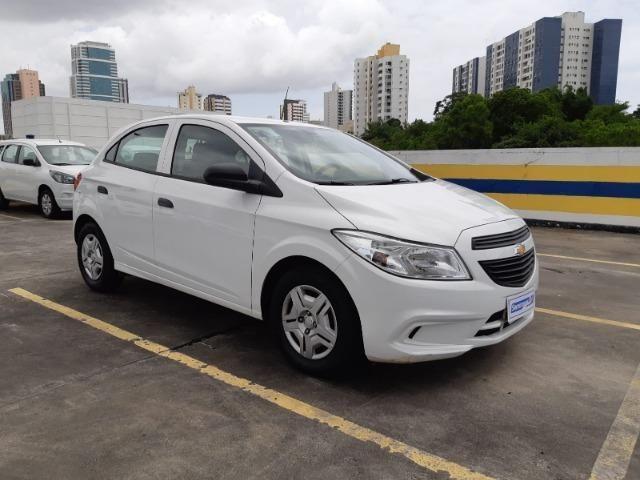 Chevrolet Onix Joy 1.0 2018 -ipva2020 pago - Foto 2