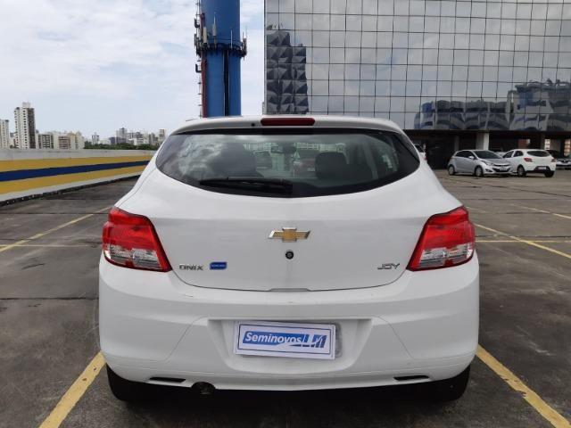 Chevrolet Onix Joy 1.0 2018 -ipva2020 pago - Foto 4