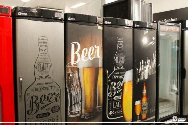 Linha Gelopar de Cervejeiras - Grba 230 Litros - Pronta Entrega - Sibéria Equipamentos