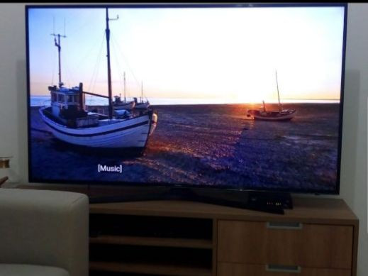 Tv Samsung 65 Led UHD 4K 6100 HDMI / USB / WIPI