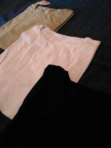 Camisa Básica Premium