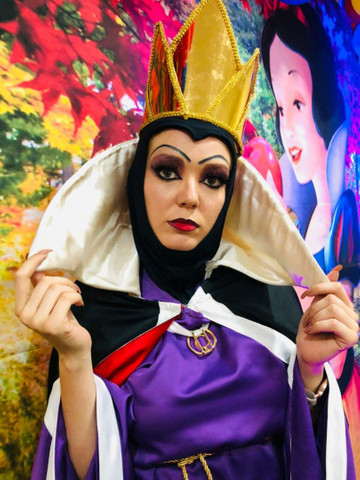 Branca de Neve- personagem vivo  - Foto 4