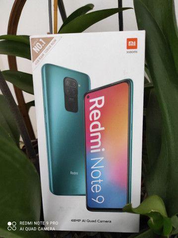 Top toop... Redmi note 9s da Xiaomi.. novo lacrado Garantia cartão