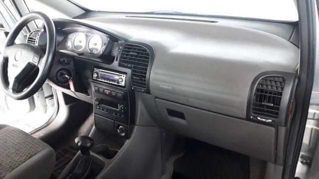 GM Chevrolet Zafira Elegance 2008 Automática 2.0 8V 07 Lugares Completa - Foto 8