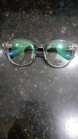 Armação de óculos de grau RayBan - Foto 3