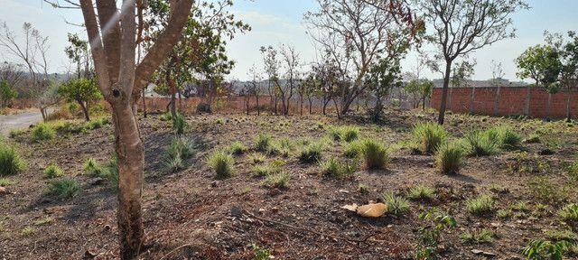 Terrenos no Parque Resid Tropical Ville (Cuiaba) Parte Alta e Área Verde - Foto 3